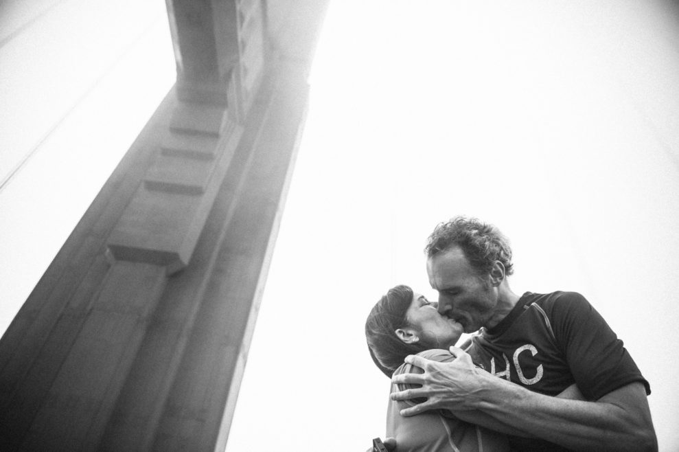 Carmen and Joe – Golden Gate Bridge Elopement