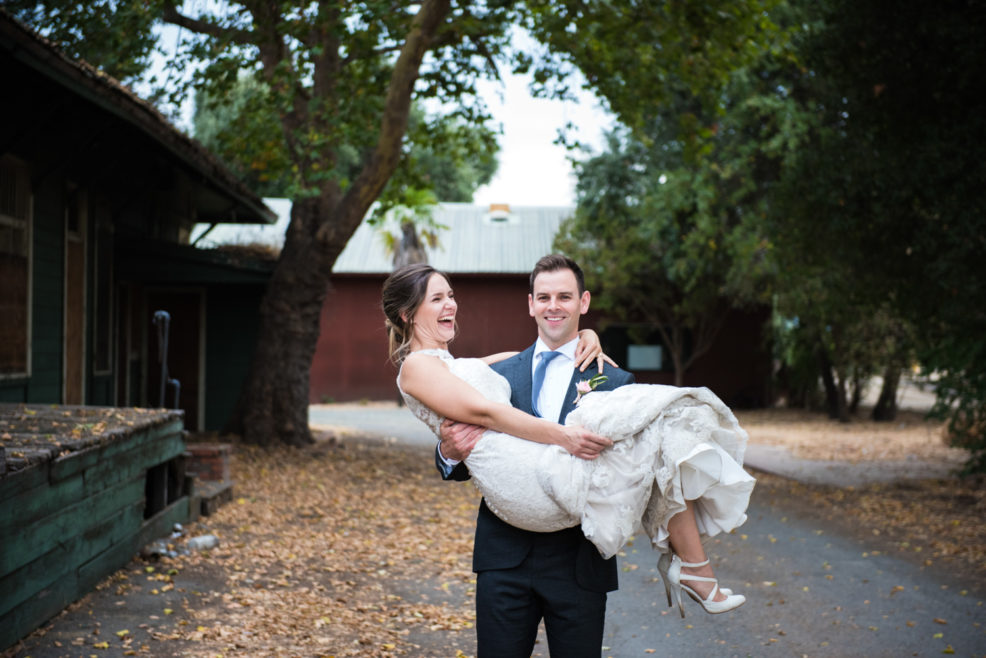 Eleanor and Eric – Napa destination elopement