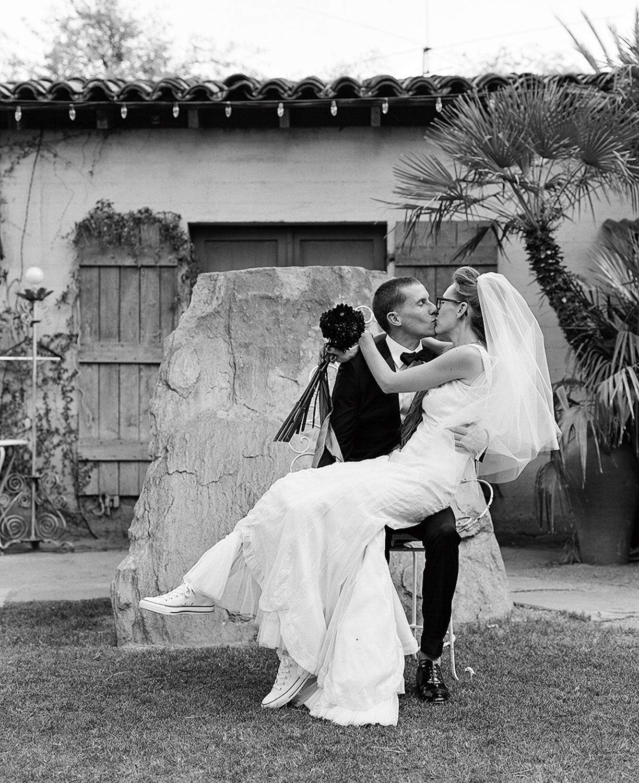 Palm Springs intimate weddings