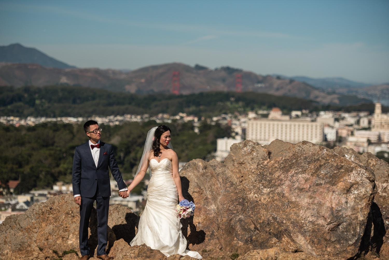 micro wedding San Francisco