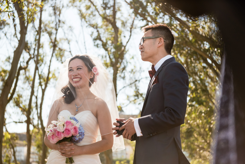 San Francisco micro wedding