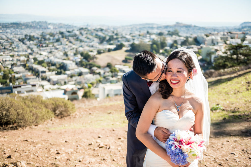 Helen and Danny – San Francisco Micro Wedding