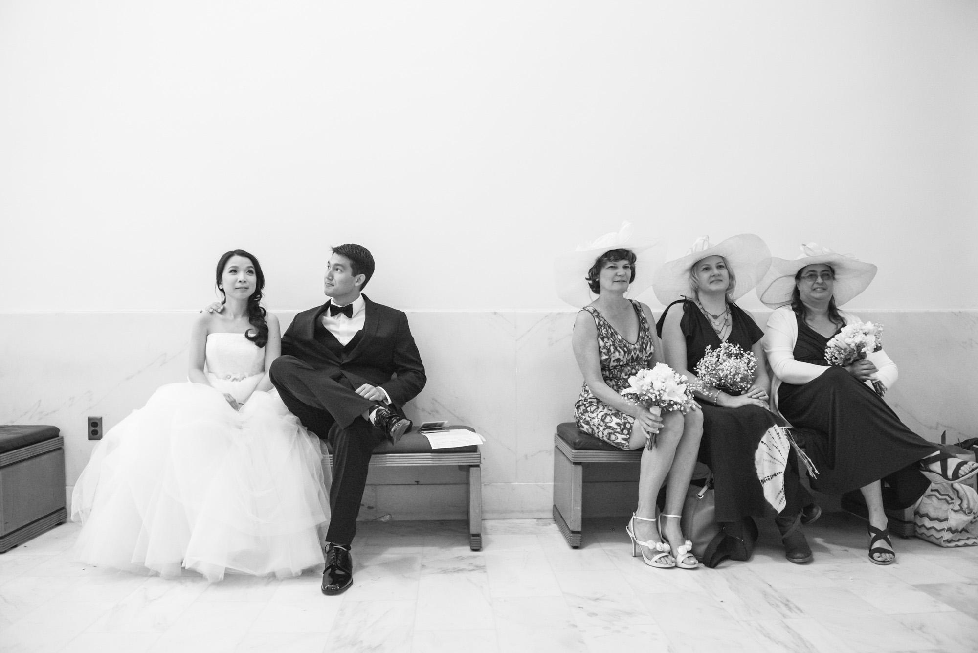 San Francisco elopement