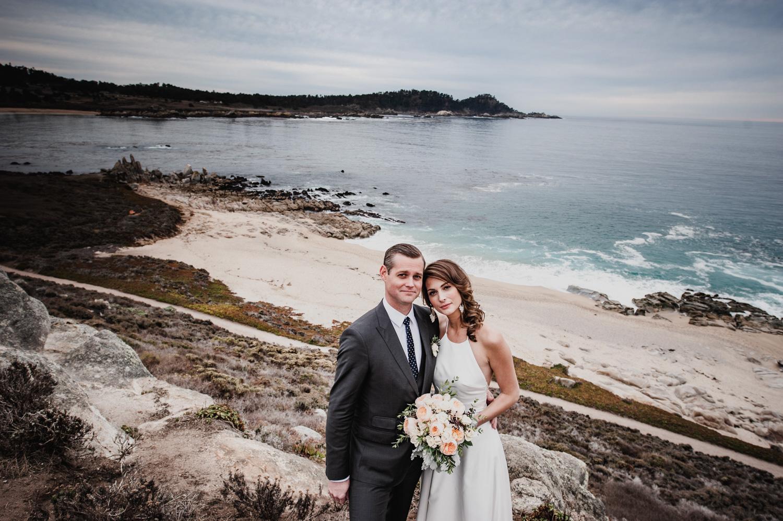 Kate and Adam – Big Sur Coastal Minimony