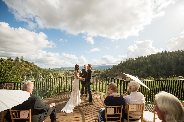 mini wedding ceremony