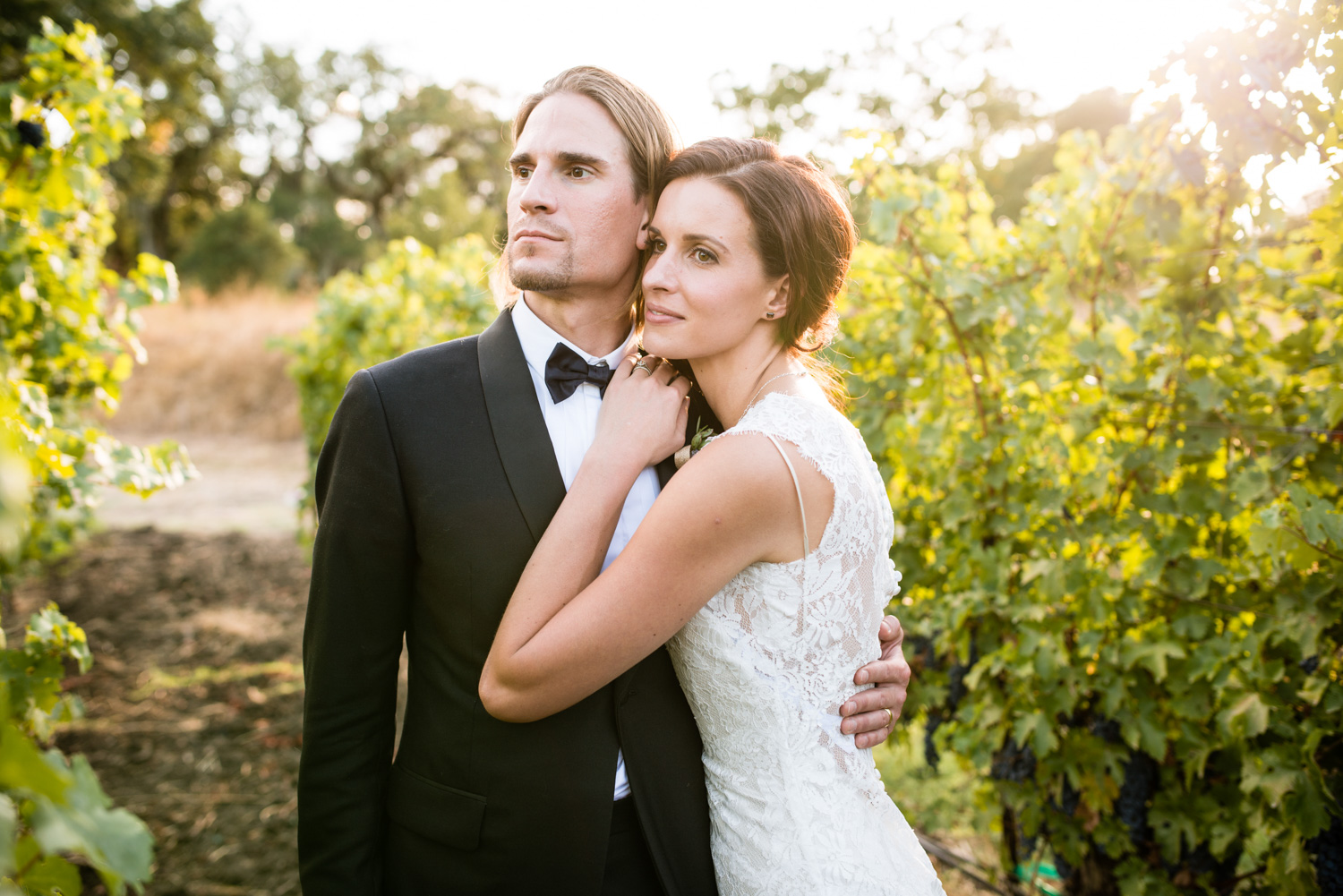 Lacey and Charlton – Winery Estate Micro Wedding