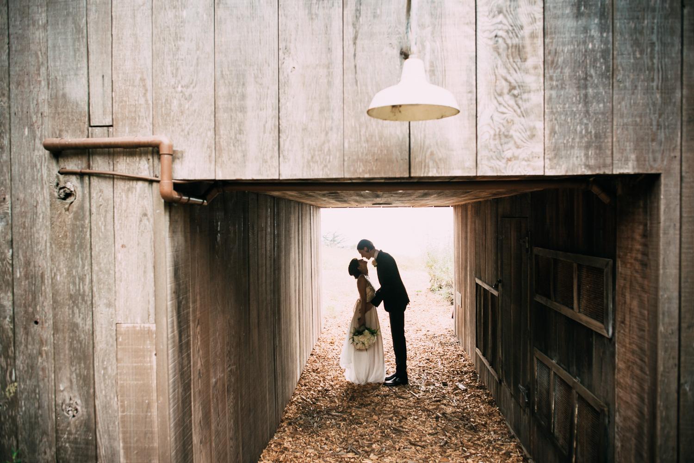 intimate wedding sea ranch