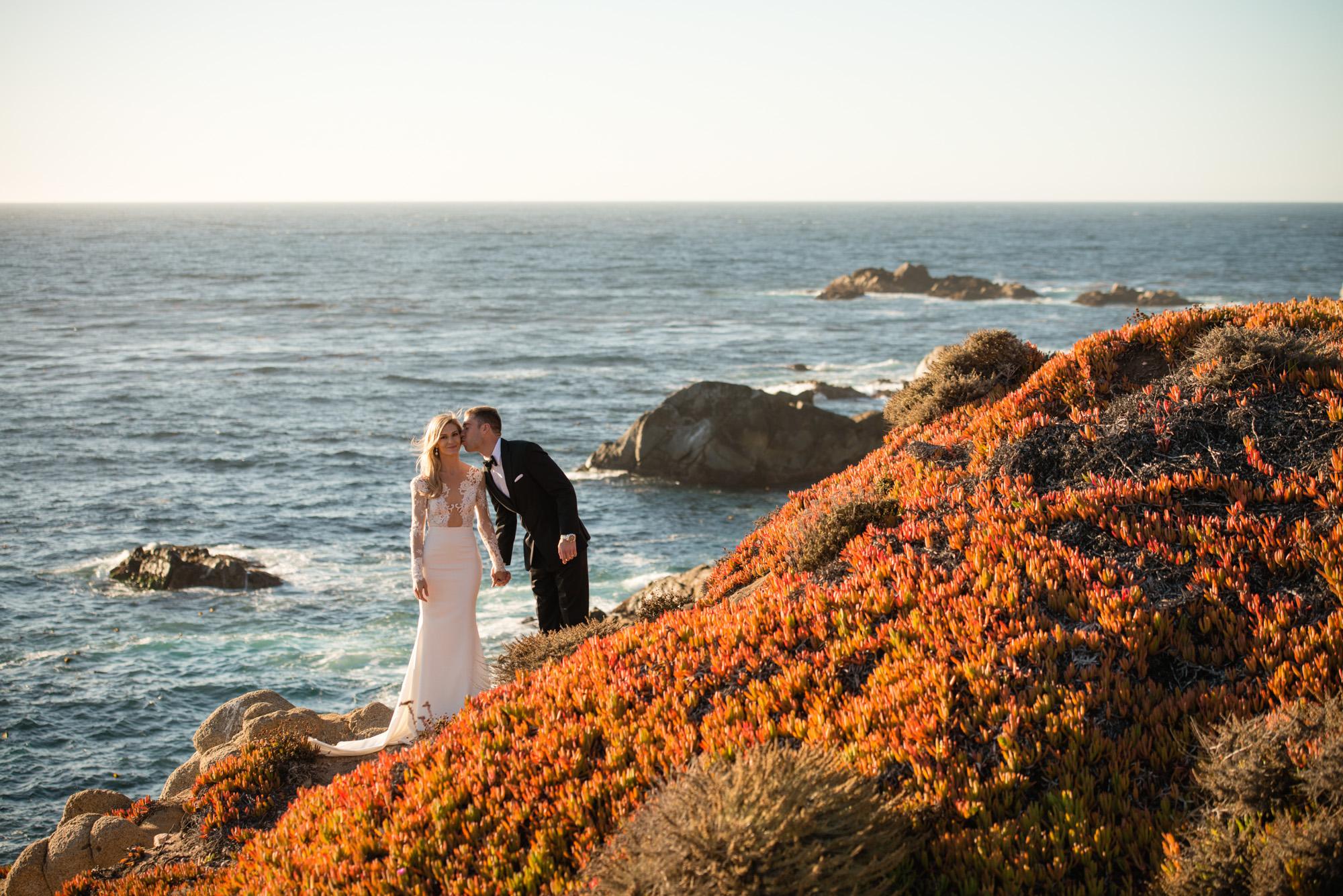 Sam and Heather – Intimate Coastal Elopement